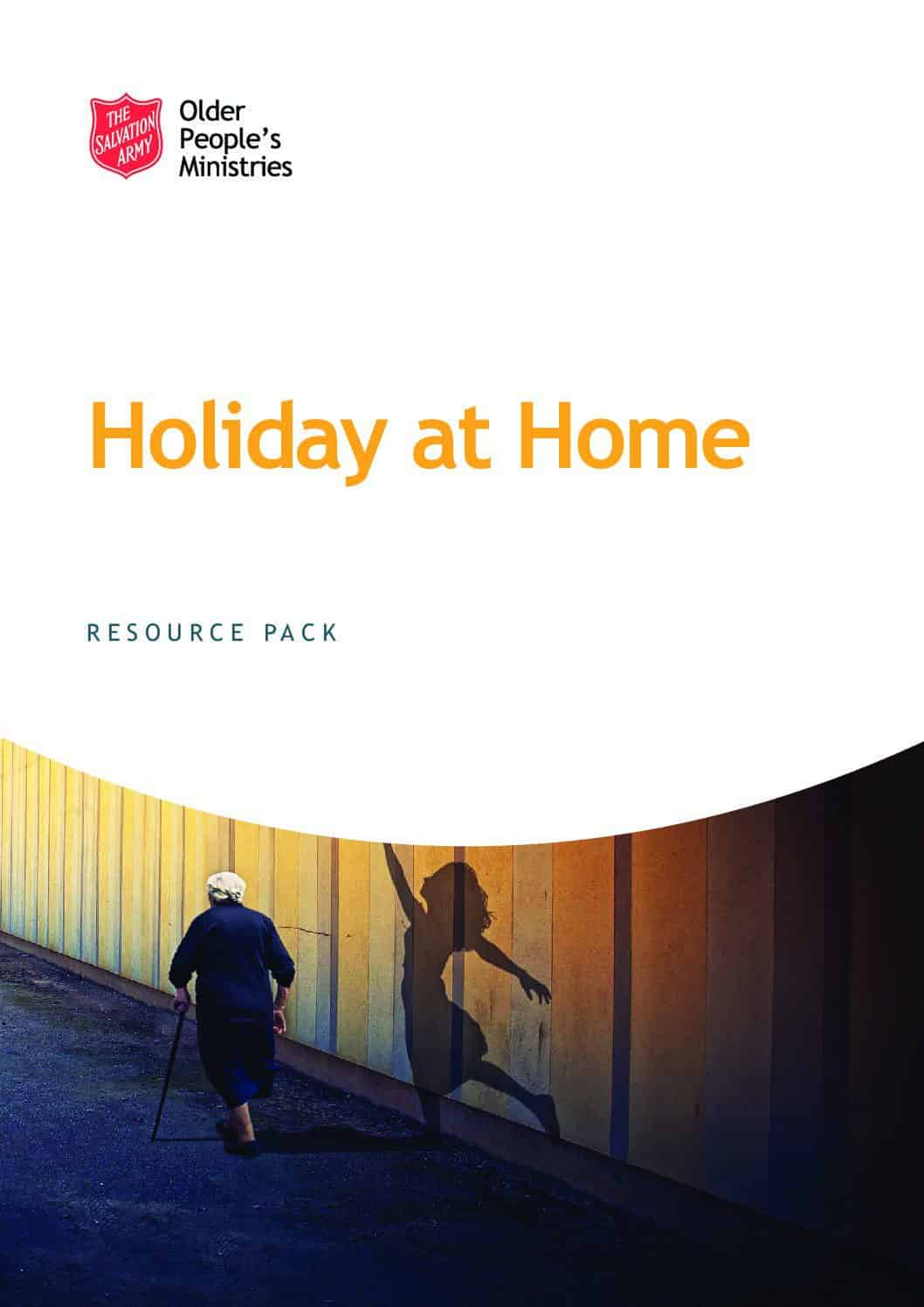Holiday at Home pack