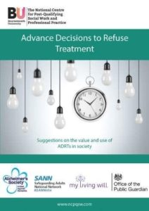 Decision to refuse treatment