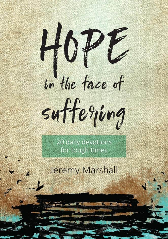 Hope in the face
